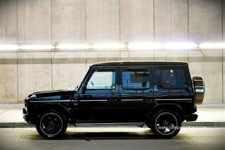 Used 1999 Mercedes-Benz G-Class G500 for sale in Burnaby, BC