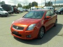 Used 2010 Nissan Sentra SE-R SPEC V for sale in Burnaby, BC