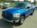 Used 2008 Dodge Ram 1500 ST Quad Cab Regular Box 4WD w/ Tonneau Cover for sale in Burnaby, BC