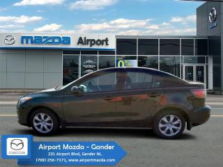 Used 2013 Mazda MAZDA3 GS-SKY  - Heated Seats -  Bluetooth for sale in Gander, NL