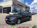 Used 2016 Kia Optima LX...EVERYTHING MATCHES WITH BLACK!!! for sale in Grimsby, ON