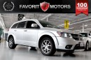 Used 2011 Dodge Journey R/T AWD | 5-PASSENGER | LTHR | HEATED SEATS for sale in North York, ON