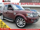 Used 2016 Land Rover LR4 HSE LUX | PANORAMIC SUNROOF | NAVI | 7-PASS for sale in Oakville, ON