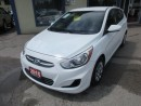 Used 2015 Hyundai Accent LOADED GLS - HATCH EDITION 5 PASSENGER 1.6L - DOHC.. HEATED SEATS.. CD/AUX/USB INPUT.. BLUETOOTH SYSTEM.. for sale in Bradford, ON