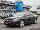 Used 2011 Chevrolet Malibu LS, BLUETOOTH, 2.4 4CYL, 17