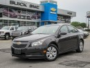 Used 2014 Chevrolet Cruze LT, AUTO, A/C, REAR VISION CAMERA, BLUETOOTH, *LOADED* for sale in Ottawa, ON