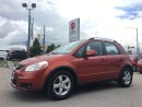 Used 2010 Suzuki SX4 JLX AWD ~Heated Seats ~Refined Ride Quality for sale in Barrie, ON