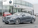 Used 2015 Mercedes-Benz E-Class E400 Cabriolet NAV | RV CAM | for sale in Oakville, ON