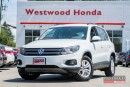 Used 2014 Volkswagen Tiguan - LOW MILEAGE for sale in Port Moody, BC