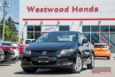 Used 2012 Honda Civic EXL - Warranty until 2019 for sale in Port Moody, BC