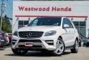 Used 2015 Mercedes-Benz ML-Class ML350 BlueTEC 4MATIC for sale in Port Moody, BC