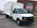 Used 2004 Chevrolet Express 3500 16 FOOT BOX WITH RAMP for sale in Etobicoke, ON