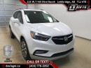 New 2017 Buick Encore Premium-AWD, Heated Leather, Sunroof, Heated Steering Wheel for sale in Lethbridge, AB