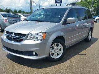 Used 2016 Dodge Grand Caravan Crew Plus for sale in Beamsville, ON