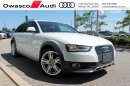 Used 2015 Audi A4 Allroad quattro Technik w/ Sport Package for sale in Whitby, ON