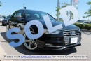 Used 2015 Audi S4 *SOLD* quattro Technik w/ Bang & Olufsen for sale in Whitby, ON