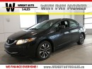 Used 2013 Honda Civic EX| SUNROOF| BLUETOOTH| HEATED SEATS| 80,797KMS for sale in Kitchener, ON
