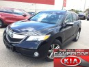 Used 2014 Acura RDX 1 OWNER NO ACCIDENTS LEATHER ROOF for sale in Cambridge, ON