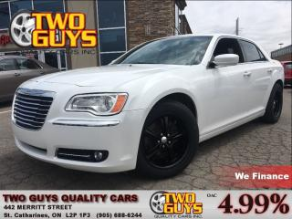 Used 2013 Chrysler 300 Touring LEATHER PANORAMIC ROOF BACK UP CAMERA for sale in St Catharines, ON