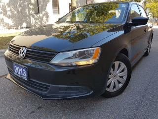 Used 2013 Volkswagen Jetta 2.0L Trendline-NEW tires-Certified for sale in Mississauga, ON