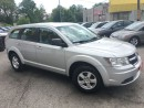 Used 2009 Dodge Journey SE/4DR/AUTO/ALLOYS/LOADED/CLEAN for sale in Pickering, ON