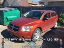 Used 2007 Dodge Caliber SXT for sale in Stoney Creek, ON