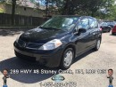 Used 2009 Nissan Versa 1.8 S for sale in Stoney Creek, ON