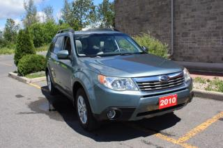 Used 2010 Subaru Forester X Touring for sale in Cornwall, ON