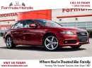 Used 2010 Audi A4 2.0T PREMIUM | | ACCIDENT FREE - FORMULA HO for sale in Scarborough, ON