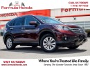 Used 2014 Honda CR-V TOURING | FULLY LOADED | ALL WHEEL DRIVE - FORMULA for sale in Scarborough, ON