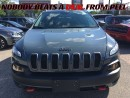 Used 2015 Jeep Cherokee Trailhawk**NAV**PANORAMIC ROOF**LEATHER** for sale in Mississauga, ON
