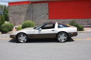 Used 1986 Chevrolet Corvette for sale in Cornwall, ON