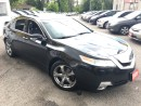 Used 2009 Acura TL w/AWD/NAVI/BACKUPCAMERA/LEATHER/ROOF/ALLOYS for sale in Scarborough, ON