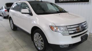Used 2010 Ford Edge Limited AWD Panoramic roof for sale in Chatsworth, ON