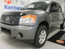 Used 2015 Nissan Titan S 5.6L V8! Why buy anything but a titan!? for sale in Edmonton, AB