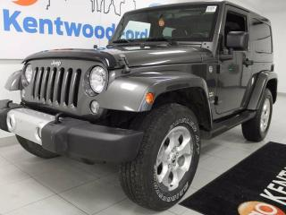 Used 2014 Jeep Wrangler Sahara for sale in Edmonton, AB