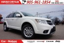 Used 2017 Dodge Journey SXT| 7-SEATER| BLUETOOTH| DVD| REAR CAM| for sale in Mississauga, ON