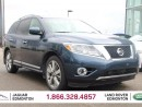 Used 2016 Nissan Pathfinder Platinum 4x4 - Local SK Trade In | Fully Loaded | Navigation | Surround Camera System | Parking Sensors | Trailer Package | Power Sunroof with Rear Skylight | 3 Zone Climate Control | Seats 7 | Power Liftgate | BOSE Audio | Heated/Cooled Front Seat | Heat for sale in Edmonton, AB