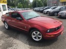 Used 2007 Ford Mustang COUPE/AUTO/LOADED/ALLOYS/RIDE IN STYLE for sale in Scarborough, ON