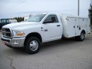 Used 2011 Dodge Ram 3500 SLT | 11' Wilcox Service | DIESEL for sale in Stratford, ON