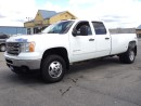 Used 2014 GMC Sierra 3500 SLE CrewCab Diesel DRW 4X4 8ft Box for sale in Brantford, ON