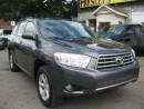 Used 2010 Toyota Highlander SE AC Cruise PW PL PM rearview cam for sale in Ottawa, ON