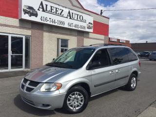 Used 2007 Dodge Caravan Amazing price!!!! priced to sell for sale in North York, ON