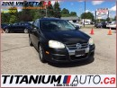 Used 2006 Volkswagen Jetta 2.5L+Sunroof+Heated Leather Power Seats+AS-IS Only for sale in London, ON