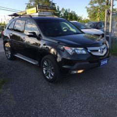 Used 2008 Acura MDX PRE-OWNED CERTIFIED- FULLY LOADED LUXURY SUV for sale in Scarborough, ON