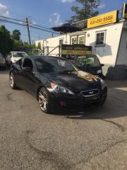 Used 2010 Hyundai Genesis Coupe FULLY LOADED 2.0 TURBO 6-SPD MT for sale in Scarborough, ON
