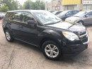 Used 2011 Chevrolet Equinox LS/AUTO/ALLOYS/LOADED/2-TONE INTERIOR for sale in Pickering, ON