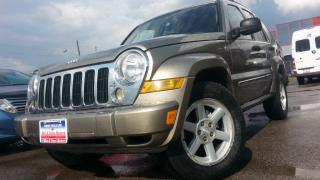 Used 2005 Jeep Liberty LIMITED for sale in North York, ON