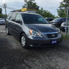 Used 2010 Honda Odyssey PRE-OWNED CERTIFIED- LOADED RARE NHL EDITION for sale in Scarborough, ON