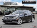 Used 2013 Mercedes-Benz C 300 C300 4MATIC |NAV|BLUETOOTH|1OWNER|NO ACCIDENT for sale in Scarborough, ON